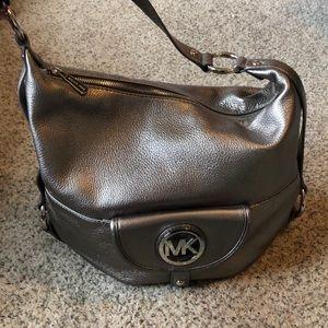 Authentic Leather Michael Kors Handbag